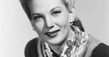 Louise Allbritton, era uma atriz americana de cinema e teatro