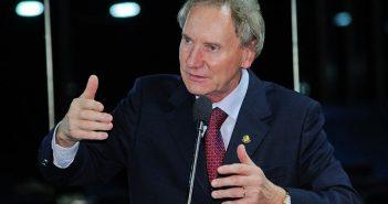 Casildo Maldaner, ex-governador de SC. (Imagem: Geraldo Magela/Agência Senado)