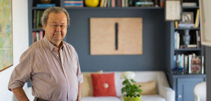 Francisco Weffort, cientista político e ex-ministro da Cultura de FHC