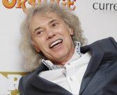 Alan Lancaster, membro fundador e baixista do Status Quo