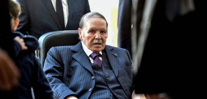 Abdelaziz Bouteflika, ex-presidente da Argélia, lutou na guerra pela independência da Argélia do domínio francês