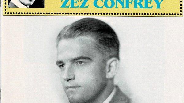 "Zez Confrey, compositor de ""Kitten on the Keys"" e outras obras"