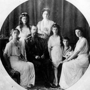 Czar Nicholas II da Rússia